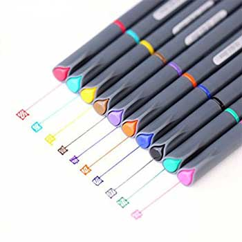 MyLifeUNIT-Fineliner-Color-Pen-Set
