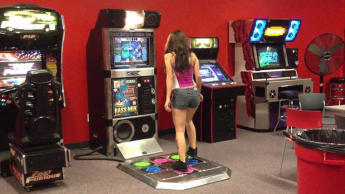 Dance Revolution Mat