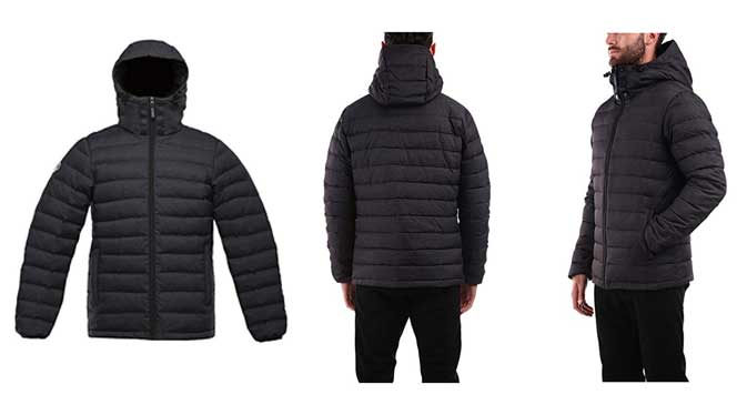 Logan Light Weight Winter Jacket