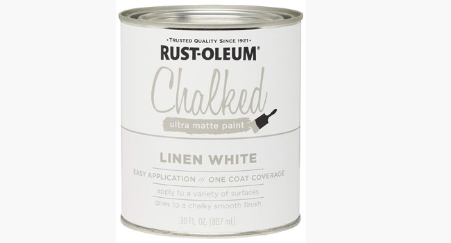 Rust-Oleum 28514 Ultra Matte Interior Chalked Paint